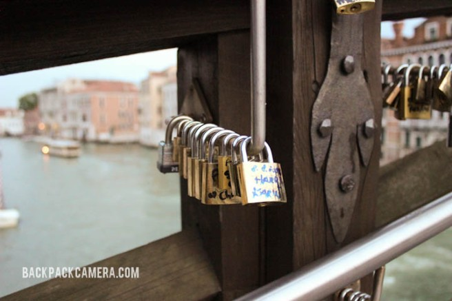 5. Put a love lock on one of the major bridges